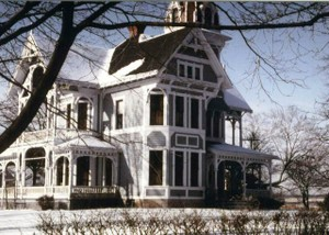 Architectural style guide of new england maloney for New england architectural styles