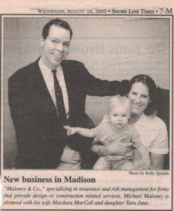 ShoreLine Times 2000